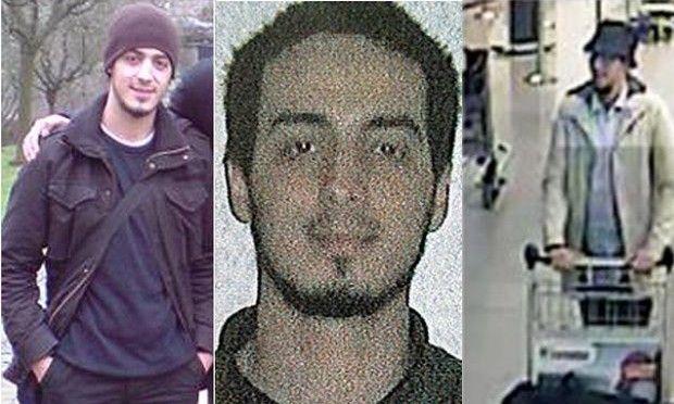 Belgian police release image of Paris terror suspect