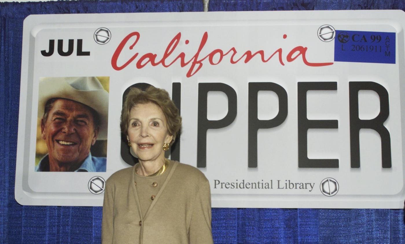 Usa, morta la ex first lady Nancy Reagan