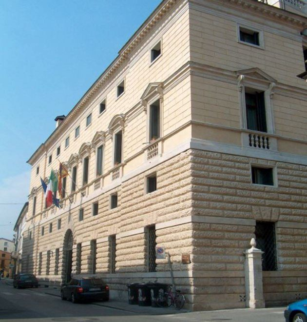 Palazzo Franceschini Folco Vicenza