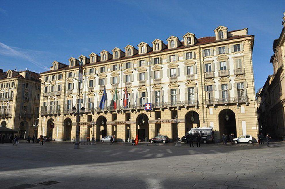 Palazzo di Piazza Castello Torino