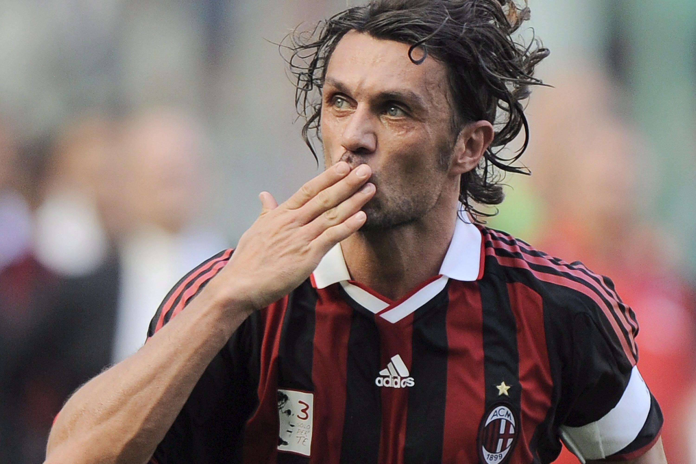 Paolo Maldini 600 presenze