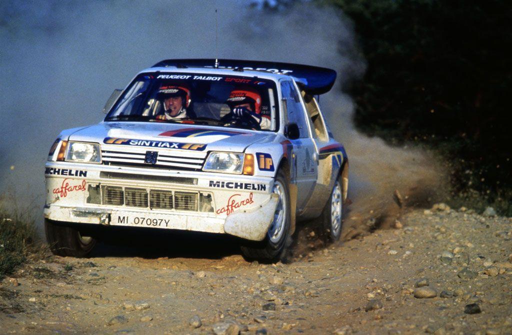Peugeot 205: le mitiche GTI e T16 rivivono in un film