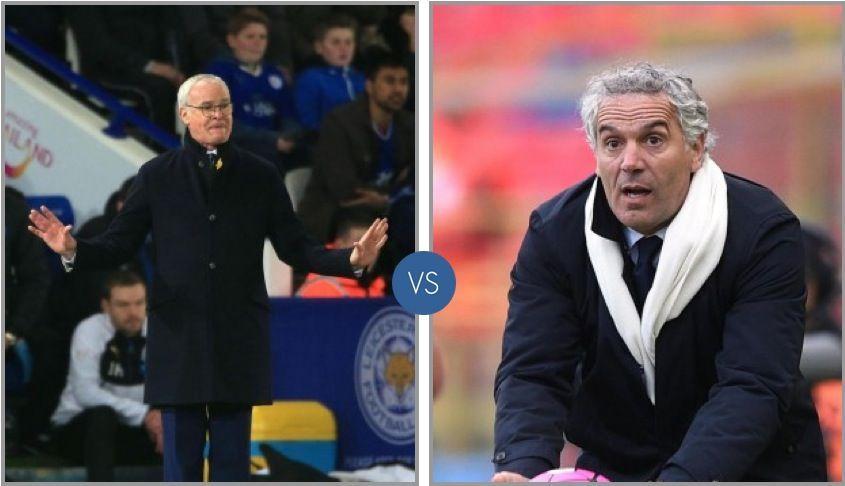 Ranieri vs Donadoni