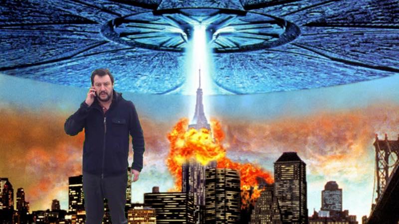 Salvini e l atomica