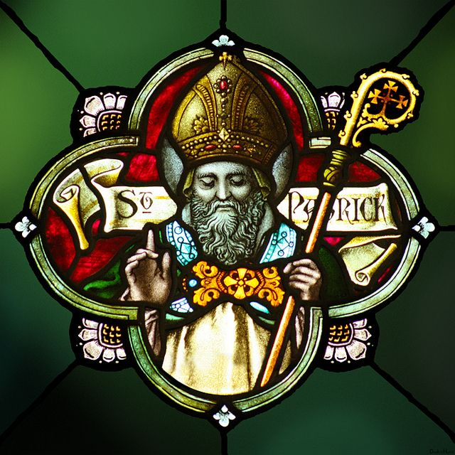 San Patrizio, patrono d'Irlanda
