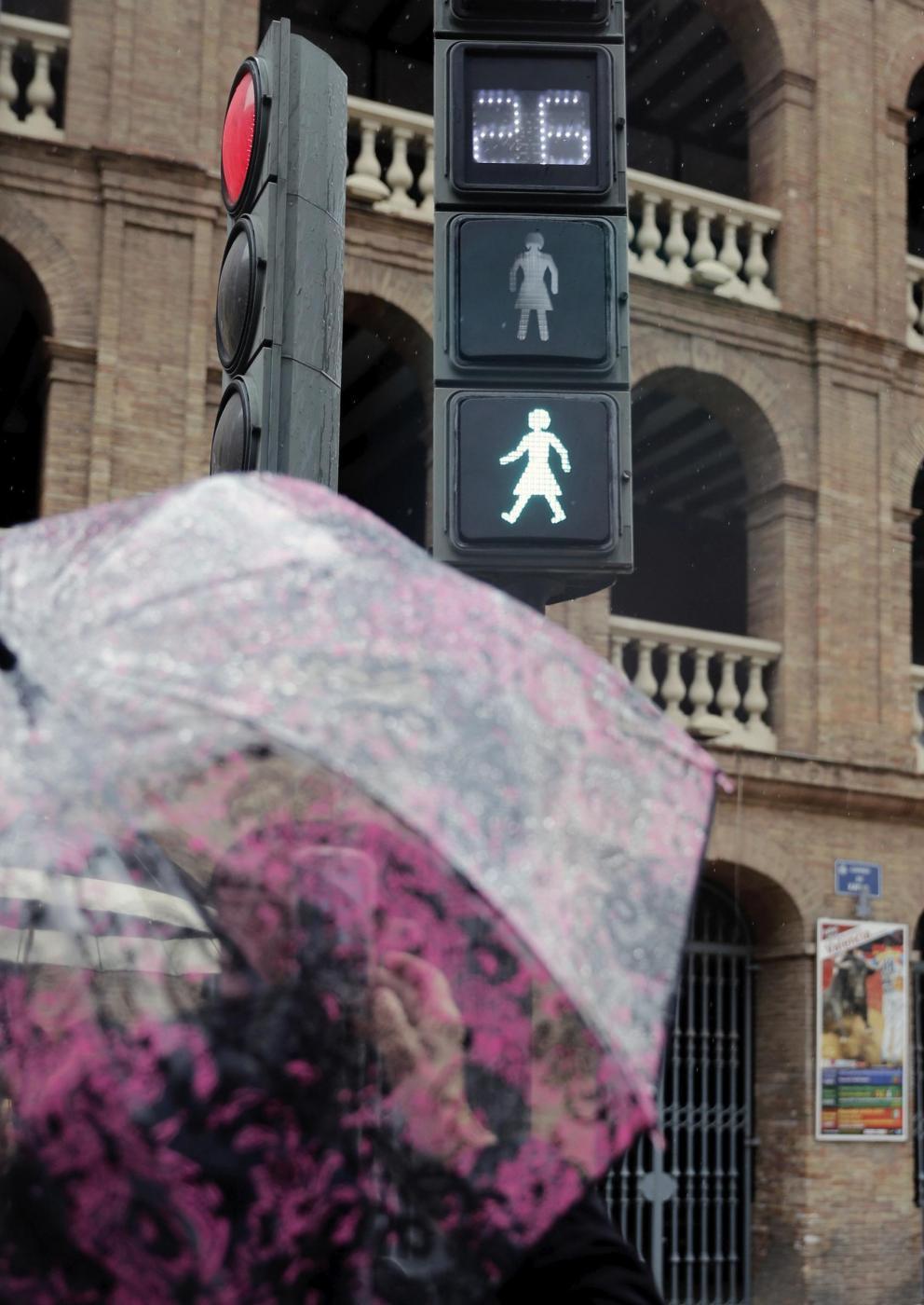 Valencia semafori per la parita di genere