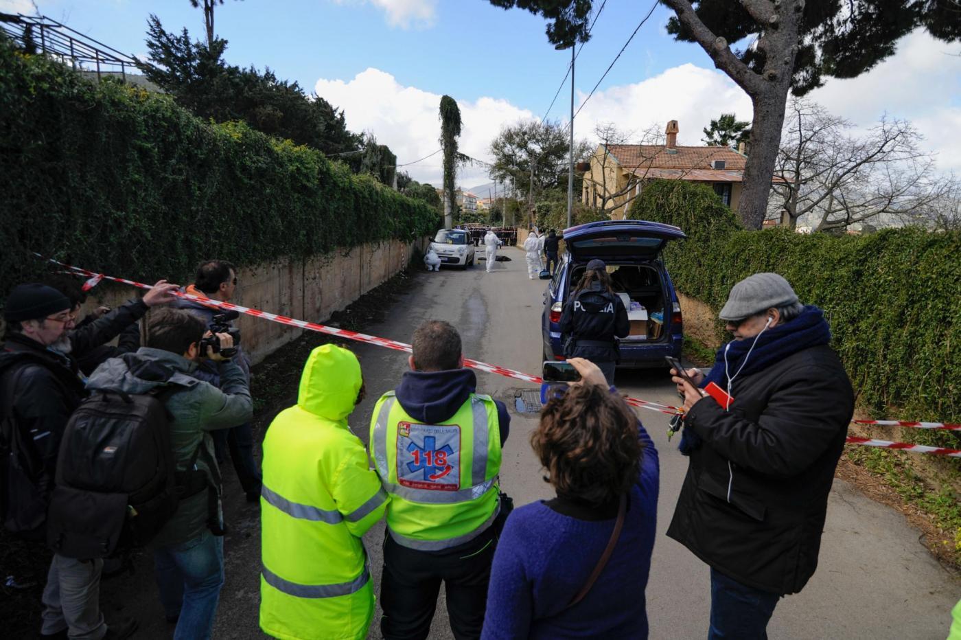 Mafia: sparatoria a Palermo, ucciso anche il genero del boss Bontade