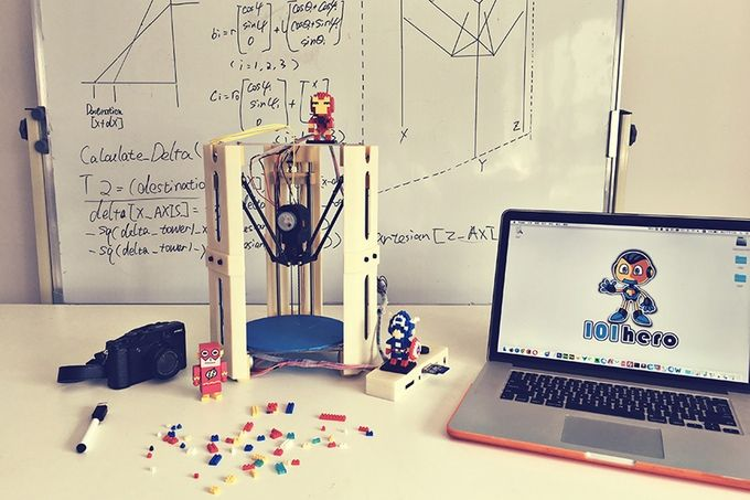 La stampante 3D che costa meno di 50 euro