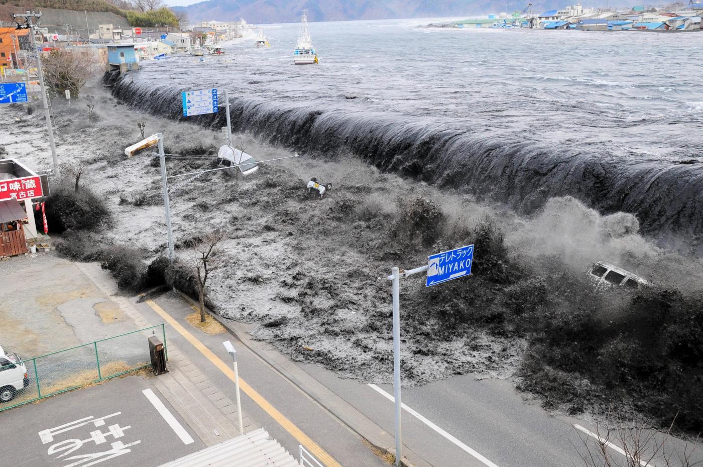 Giappone 5 anni dopo il disastro del terremoto e dello tsunami