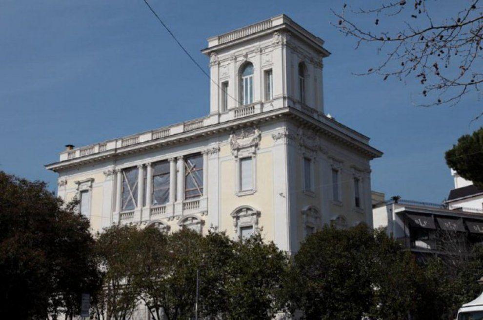 Villino Campos Roma