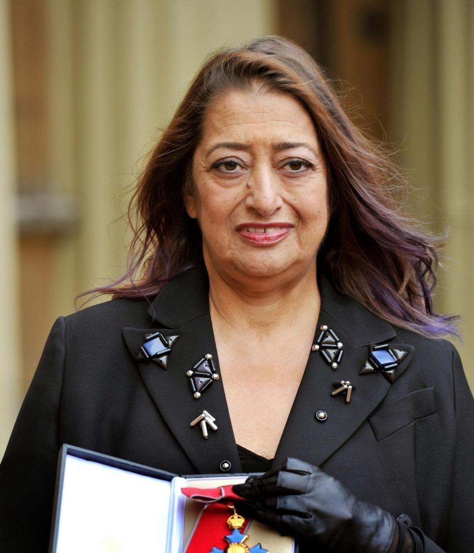 È morta Zaha Hadid