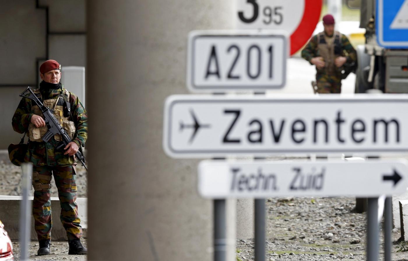 Belgio, controlli di sicurezza a Bruxelles