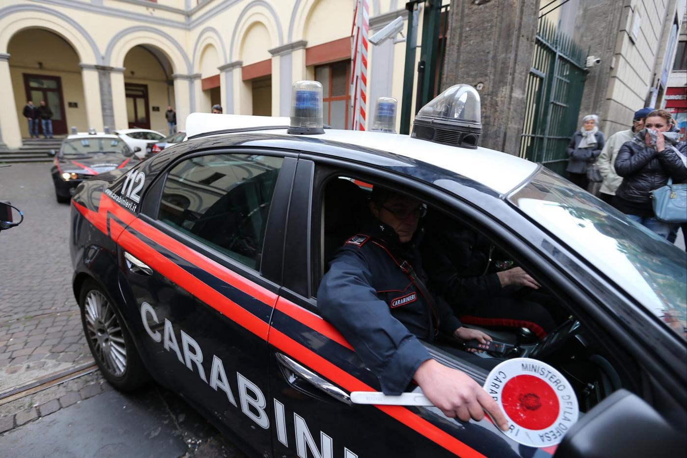Napoli, arresto latitante Alessandro Giannelli