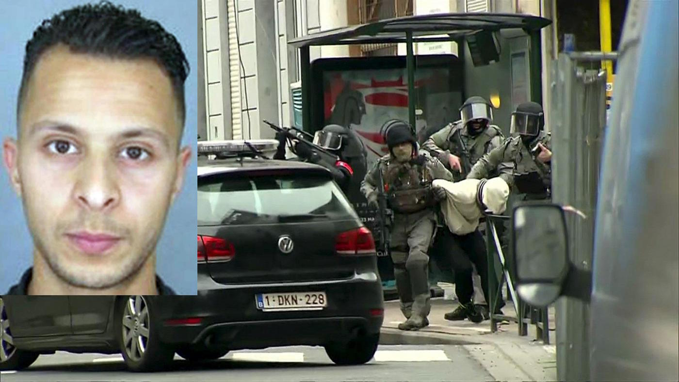 Bruxelles: arrestato Salah Abdeslam, ferito ad una gamba