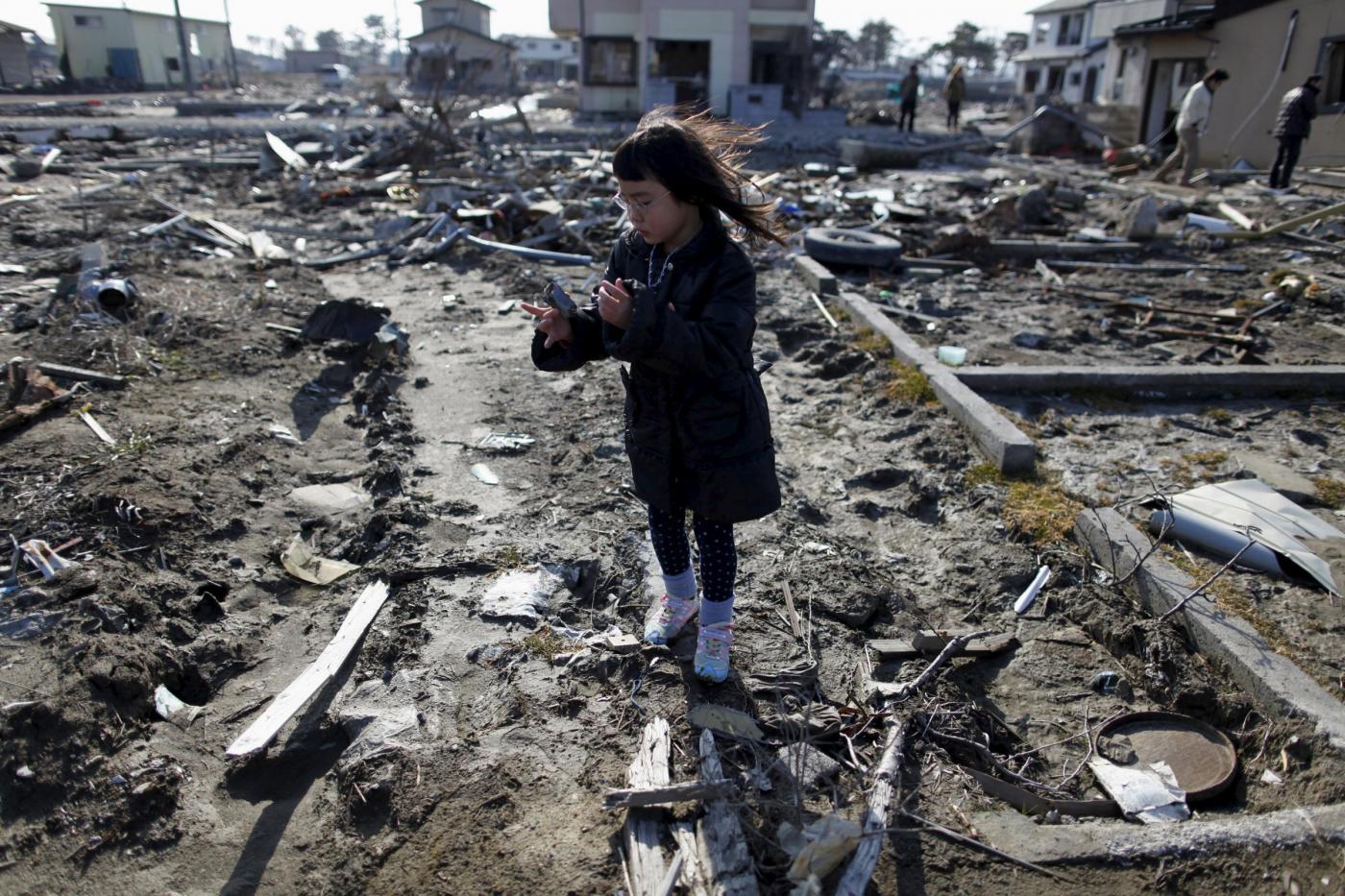 Disastro Fukushima: oggi dopo 6 anni la situazione ambientale resta preoccupante