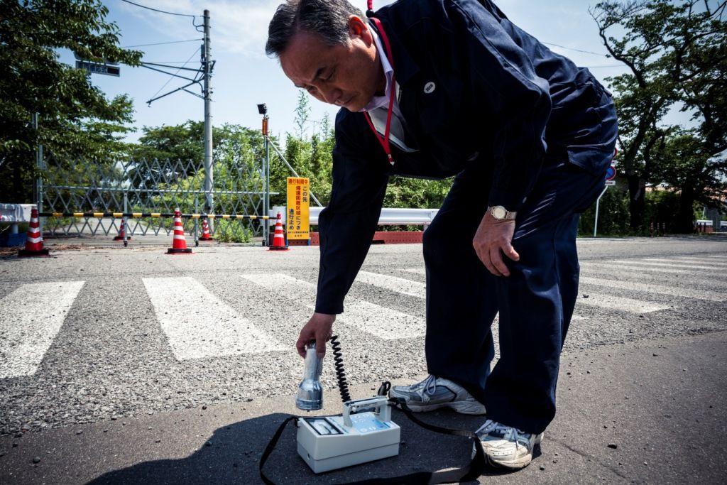 fukushima contaminazione radioattiva