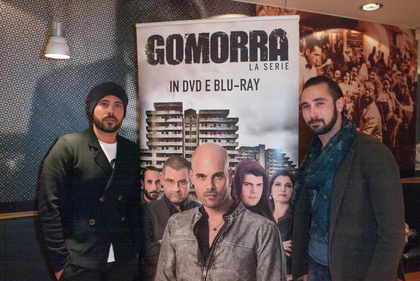 Gomorra 2: la serie torna il 10 maggio 2016 su Sky Atlantic HD
