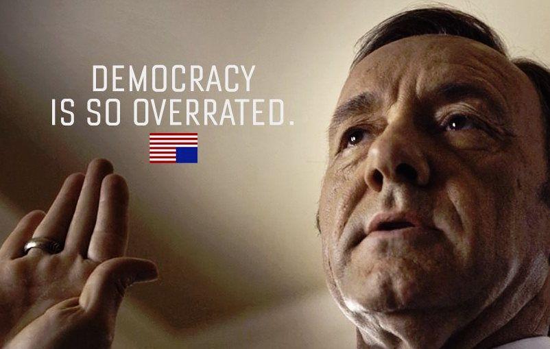 House of Cards e la politica, chi è il vero Frank Underwood?