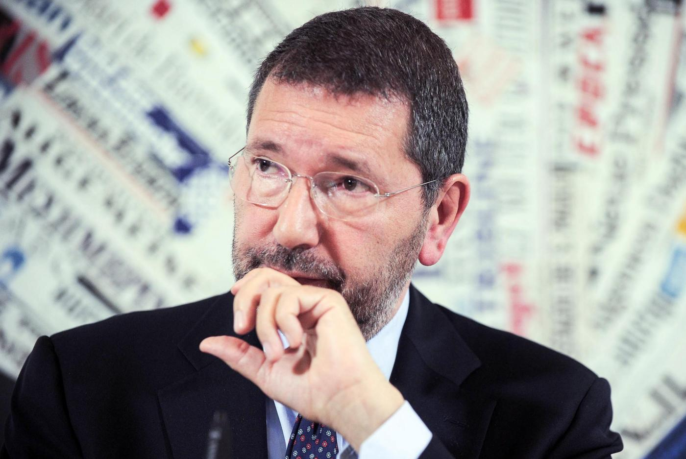 Ignazio Marino: 'Renzi preferisce sedere a tavola con le lobby'