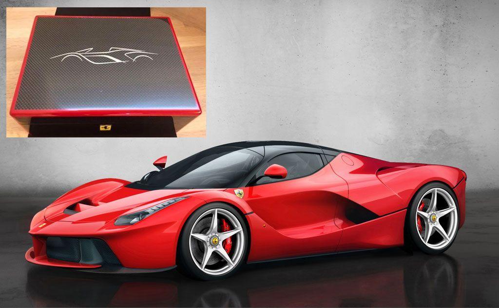 Ferrari laFerrari: su Facebook torna la voce della spider