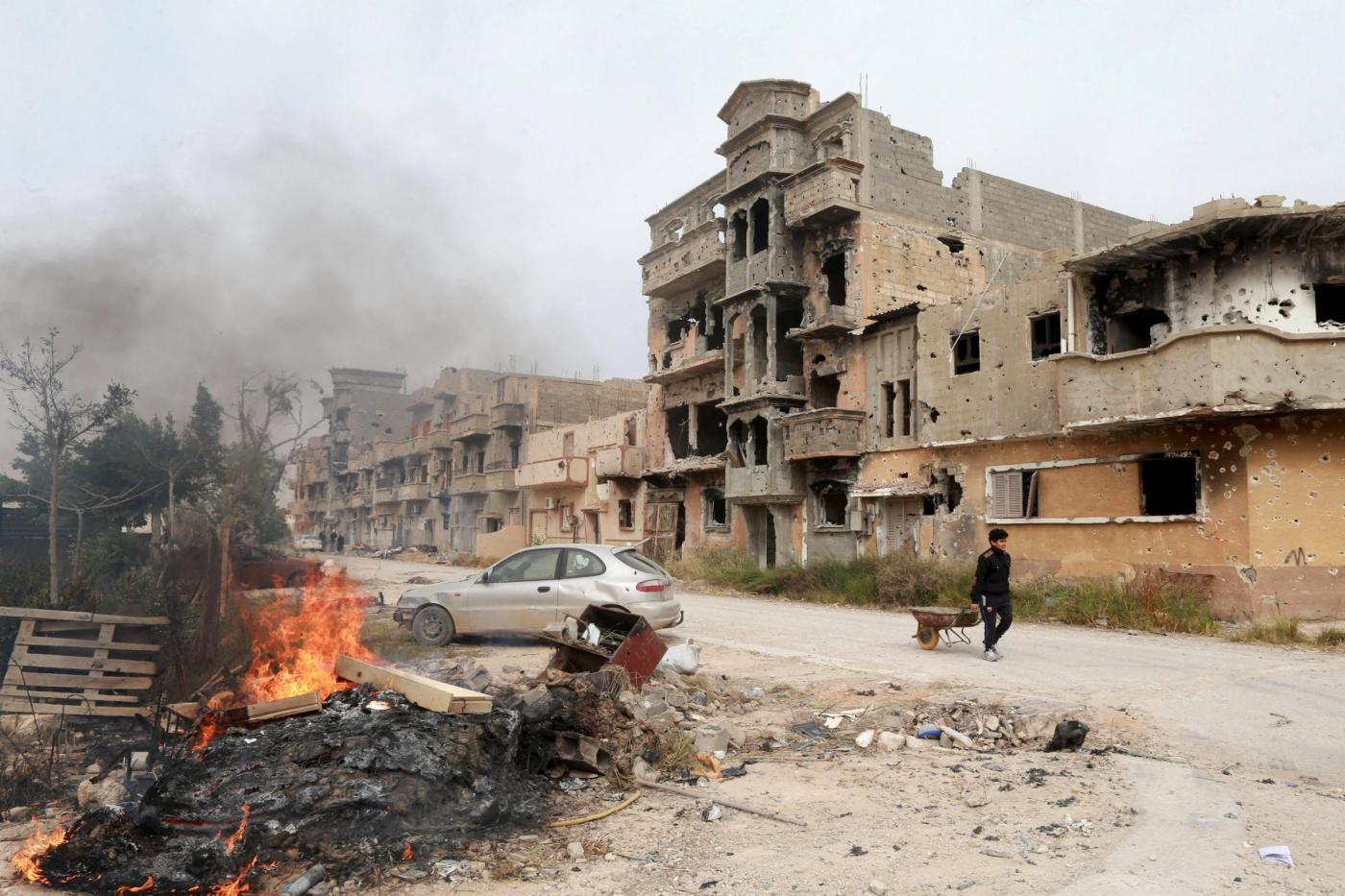 Libia: violenti scontri con Isis a Bengasi