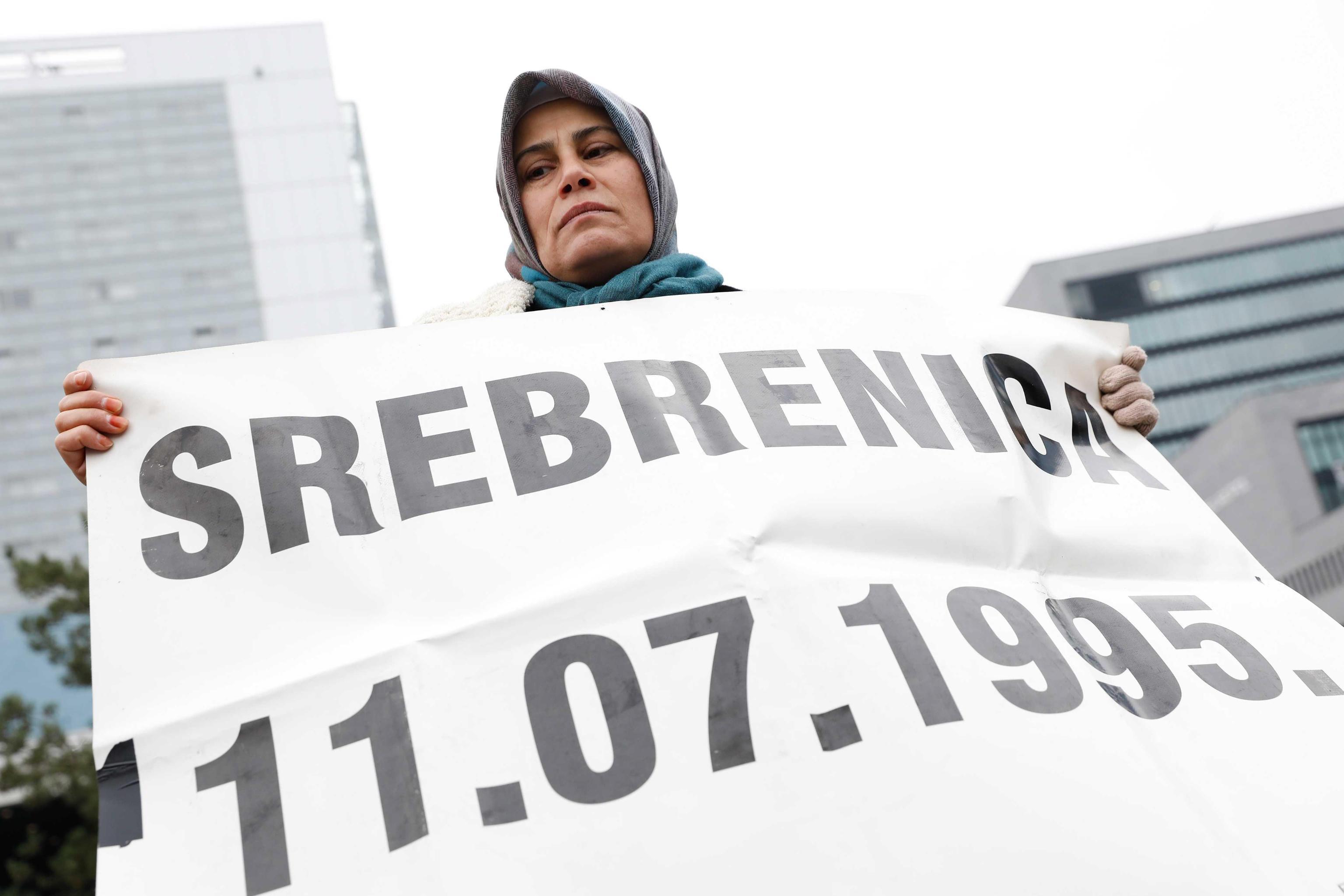 Massacro di Srebrenica
