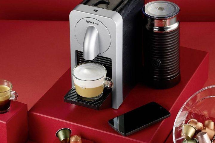 Lo smartphone ti prepara il caffé con Nespresso Prodigio