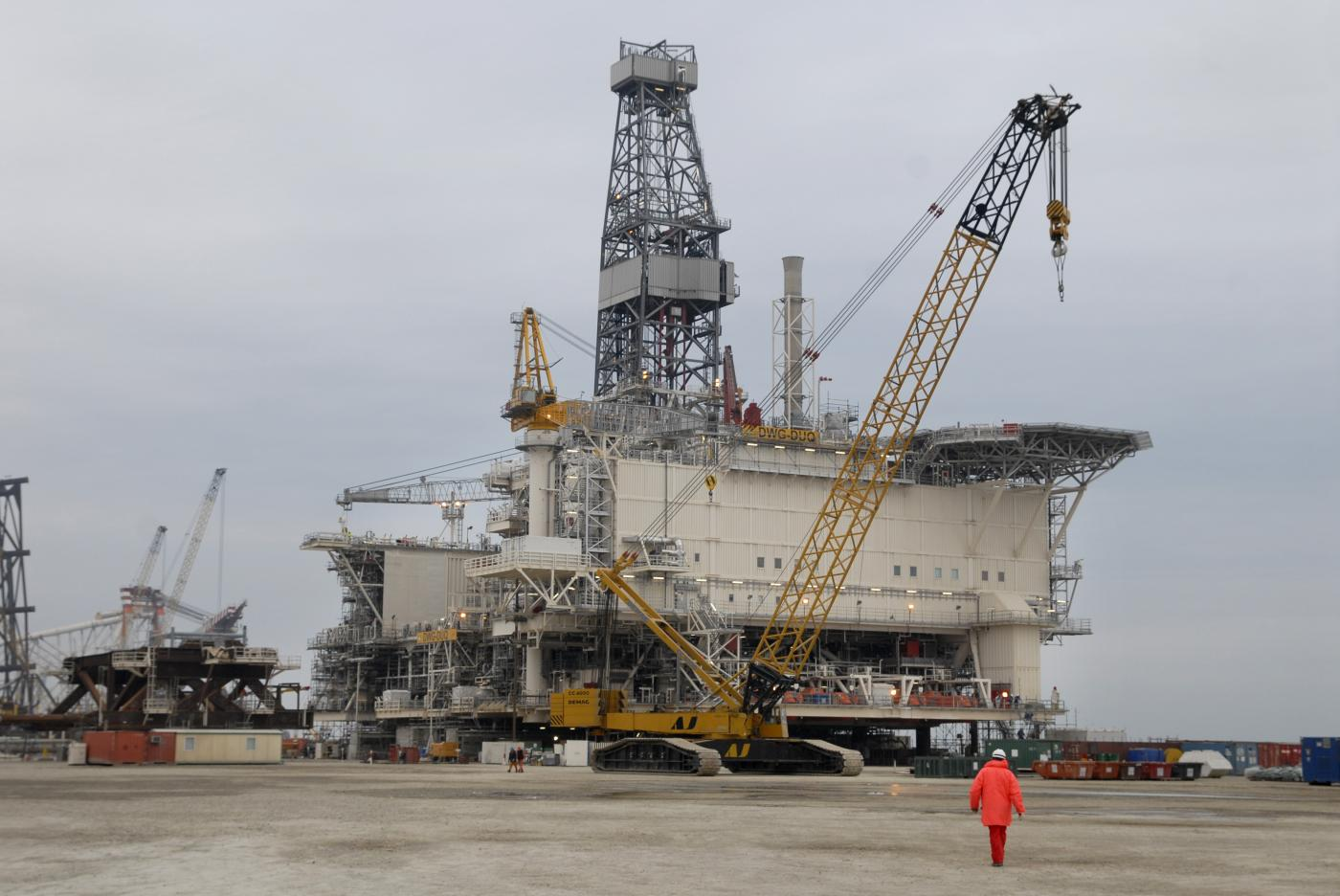 piattaforma petrolifera_