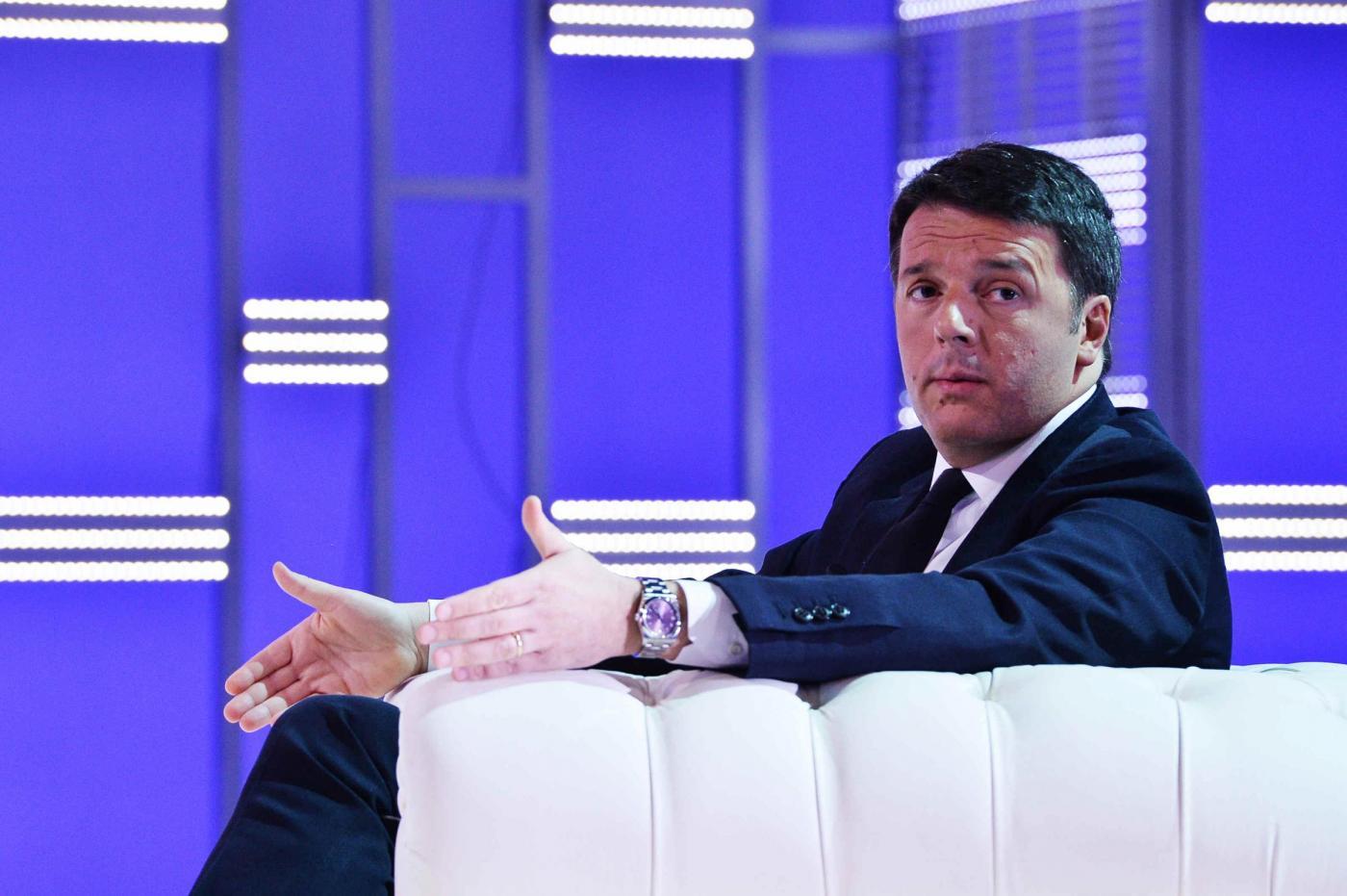 Guerra il Libia, Renzi dice no: 'Con me al governo non si farà'