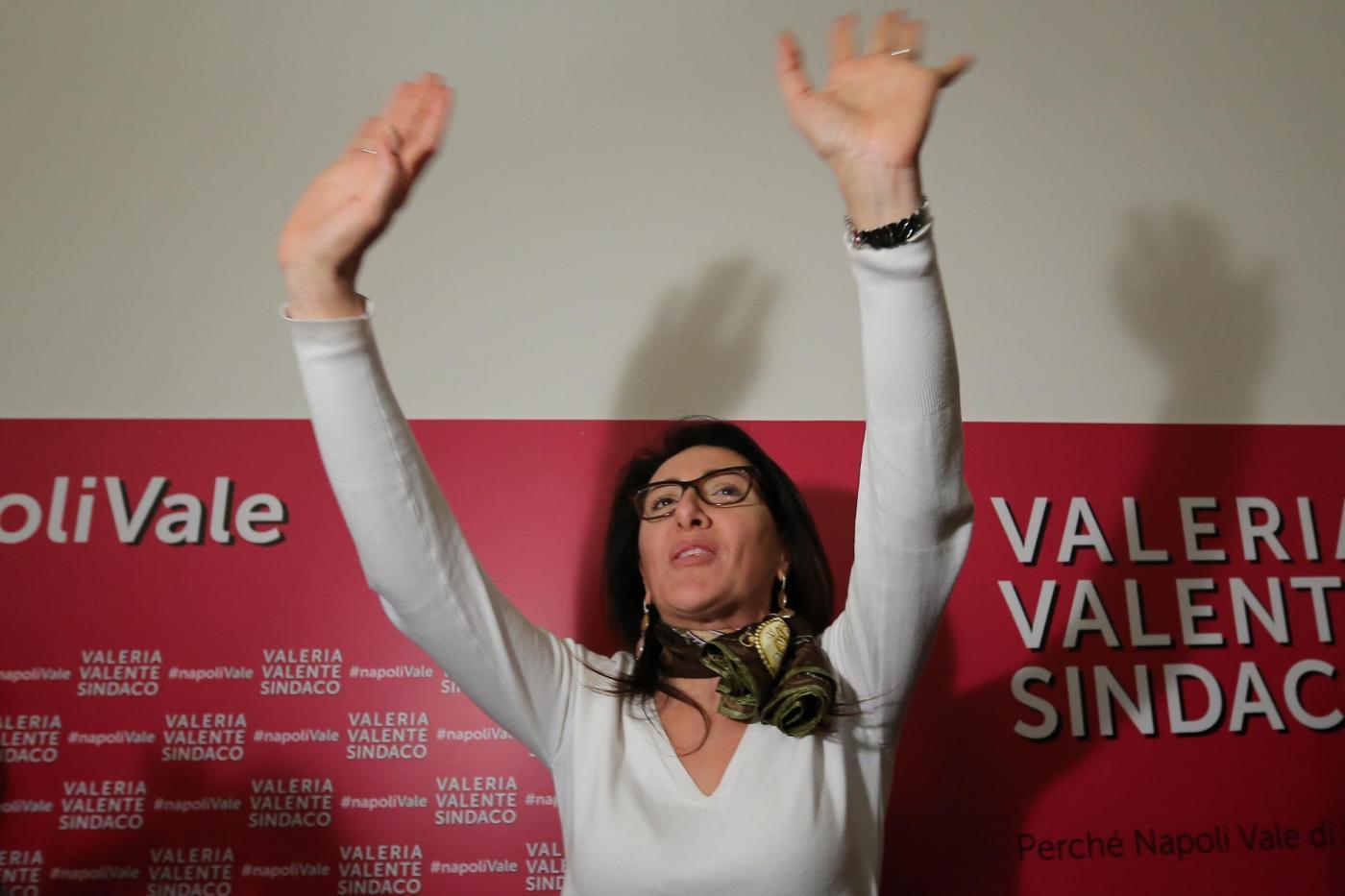 Primarie PD Napoli 2016: Valeria Valente è la candidata sindaco del centrosinistra