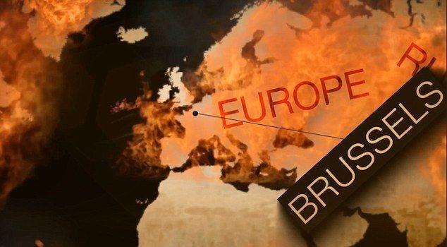 video ISIS dopo attentato Bruxelles