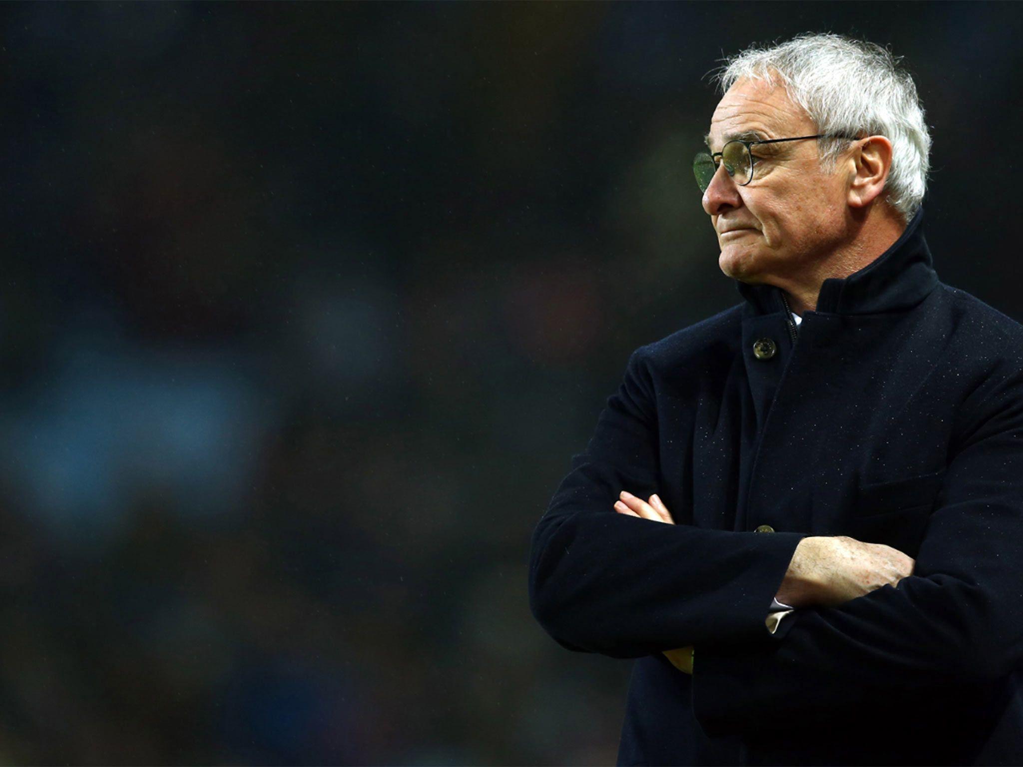 Le lacrime di Ranieri per la qualificazione in Champions del Leicester