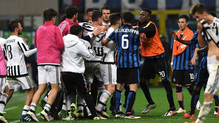 Coppa Italia Primavera: tra Inter e Juve finisce in rissa
