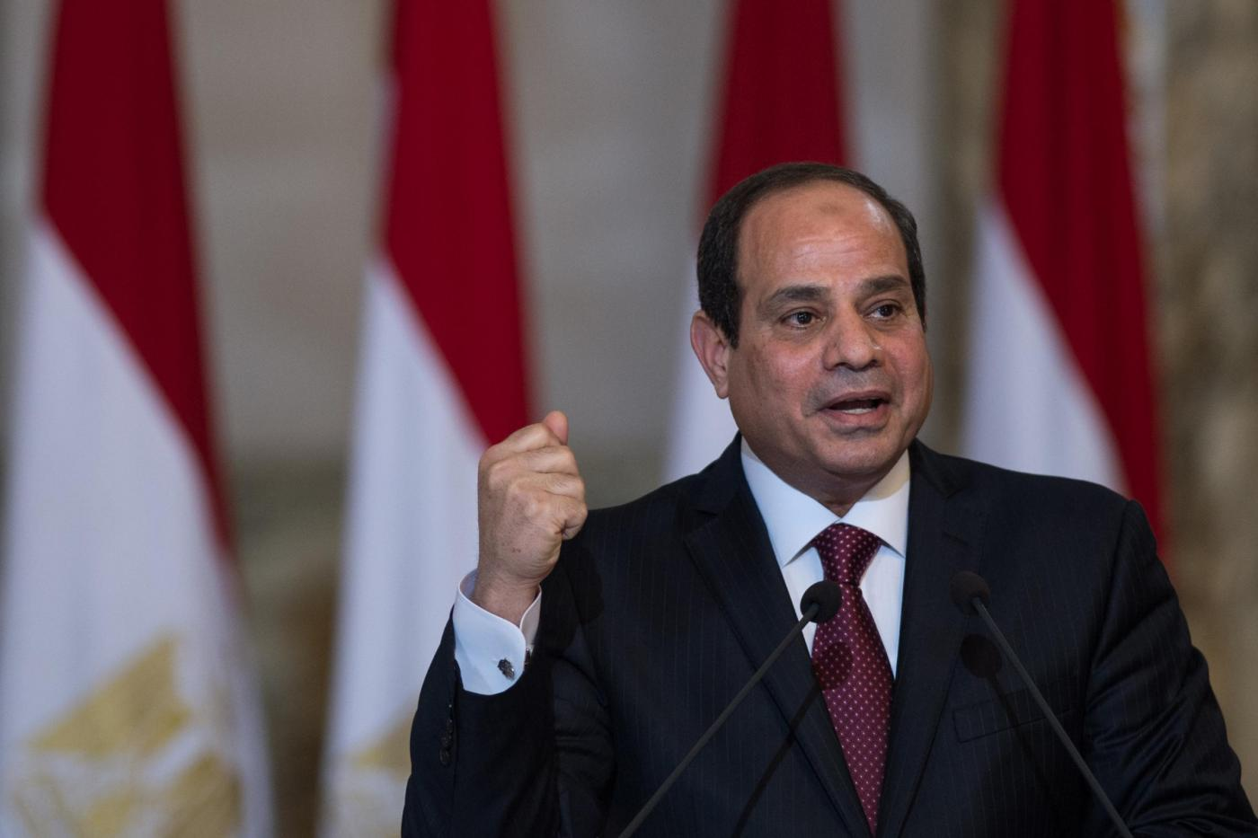 Regeni, Al-Sisi: 'Ucciso da gente malvagia, non dai nostri servizi'