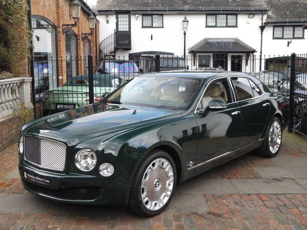 Bentley regina Elisabetta