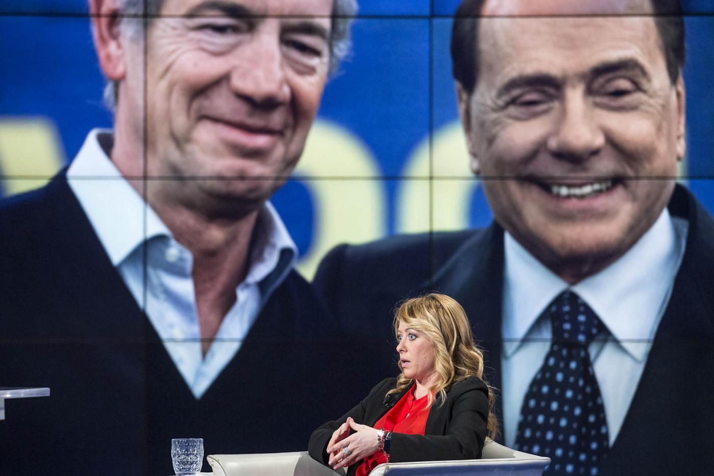 Giorgia Meloni ospite a