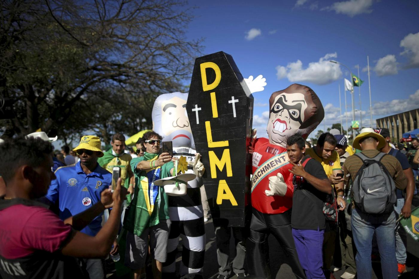 Brasile impeachment al presidente Rousseff