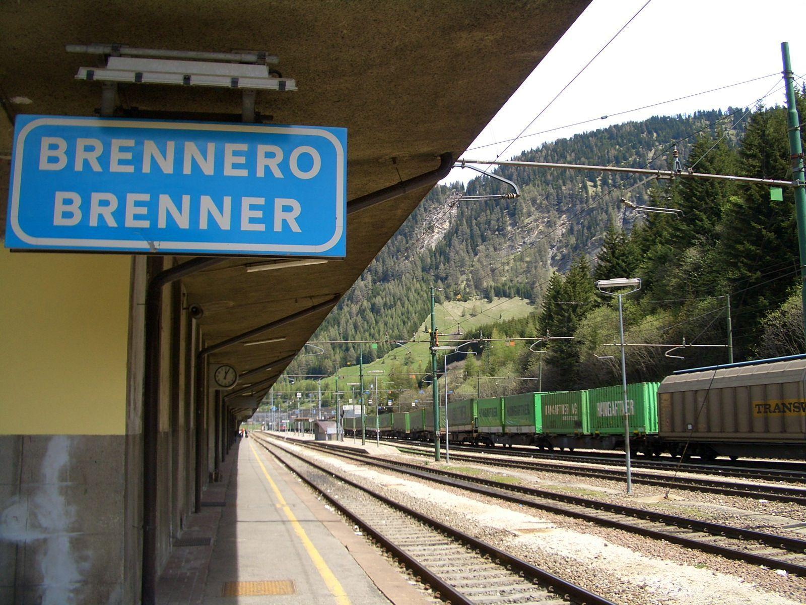 Brennero confine Austria
