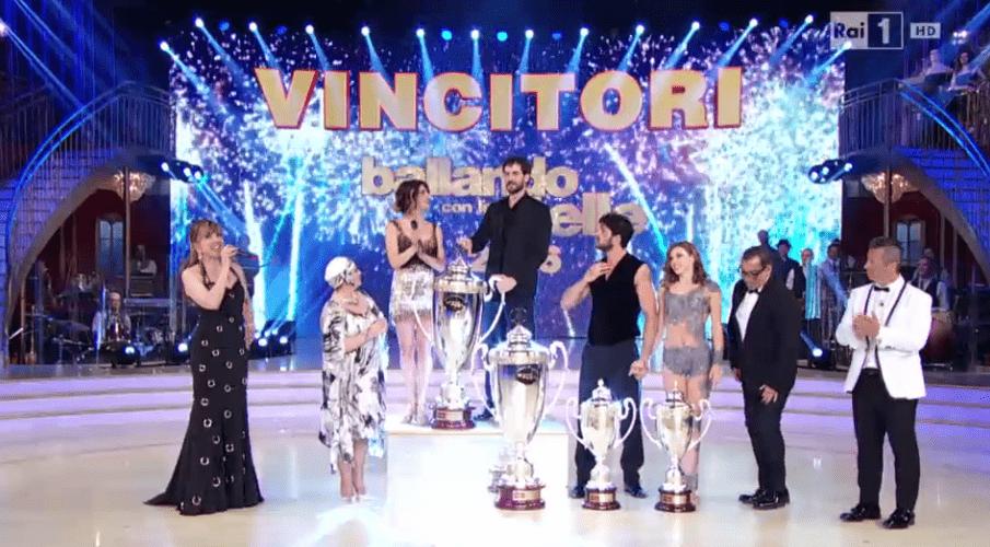 Chi ha vinto Ballando con le stelle 2016