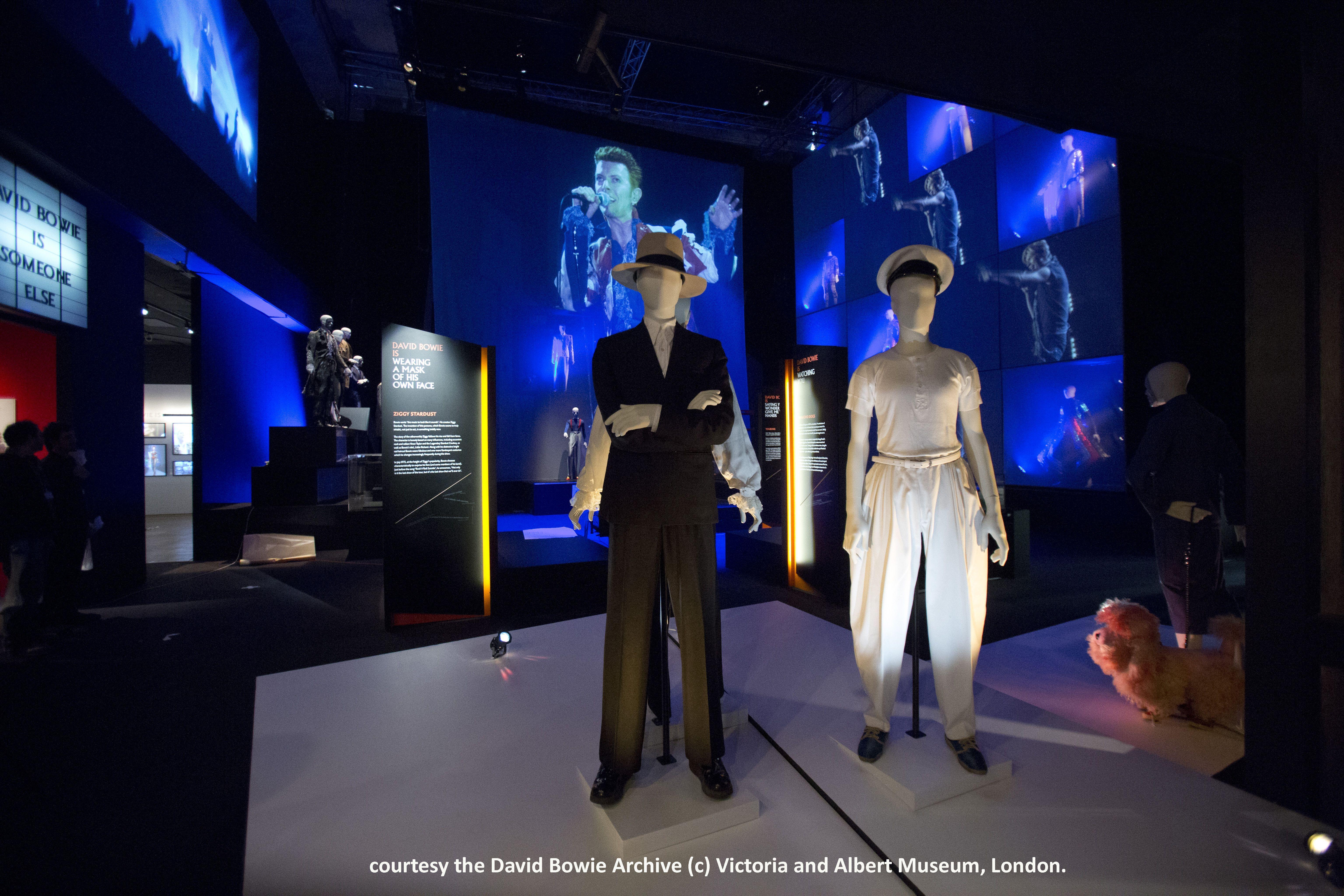'David Bowie is': la mostra in Italia dal 14 luglio al 13 novembre 2016