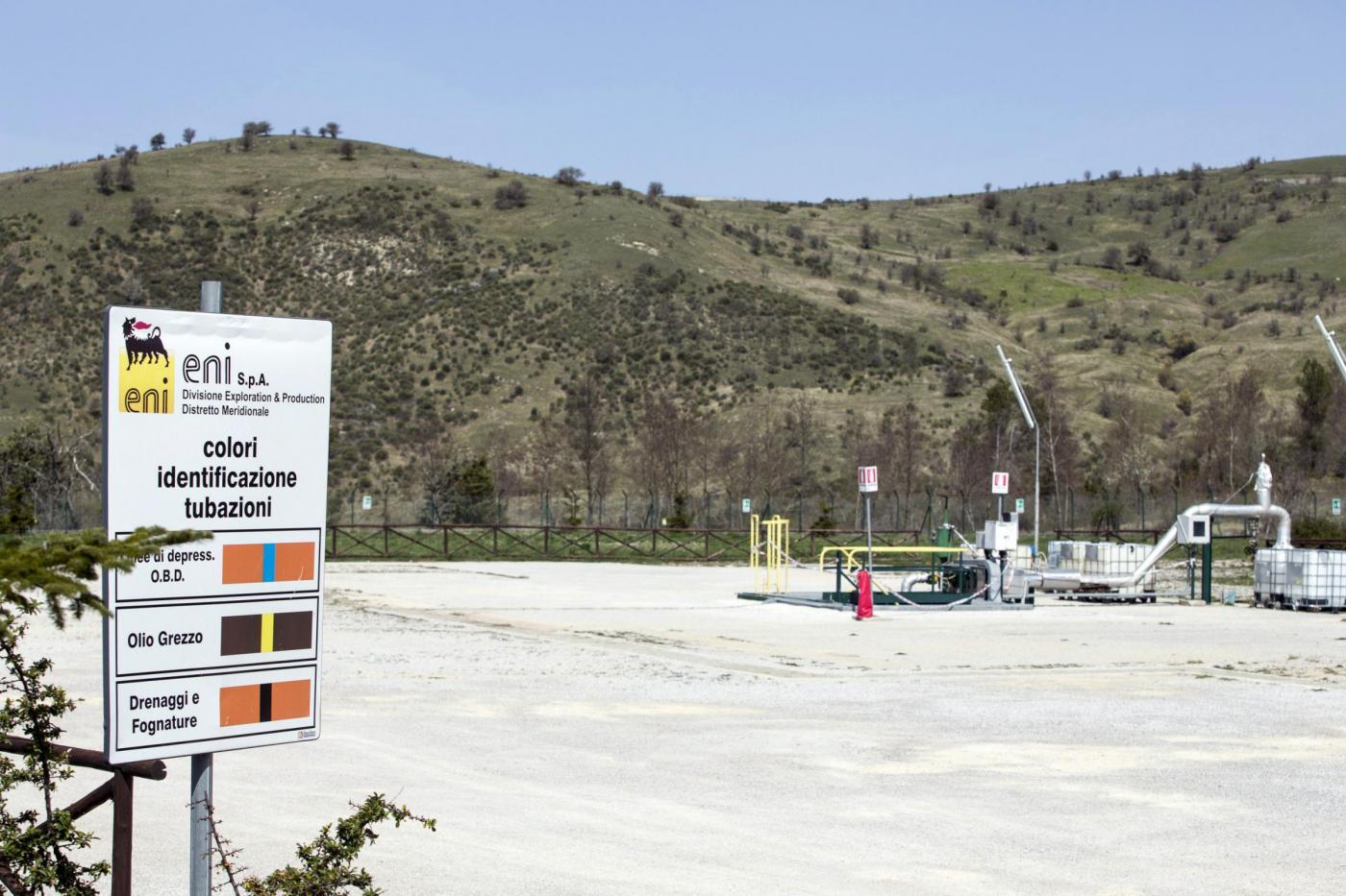 Petrolio inchiesta Eni e Total in Basilicata