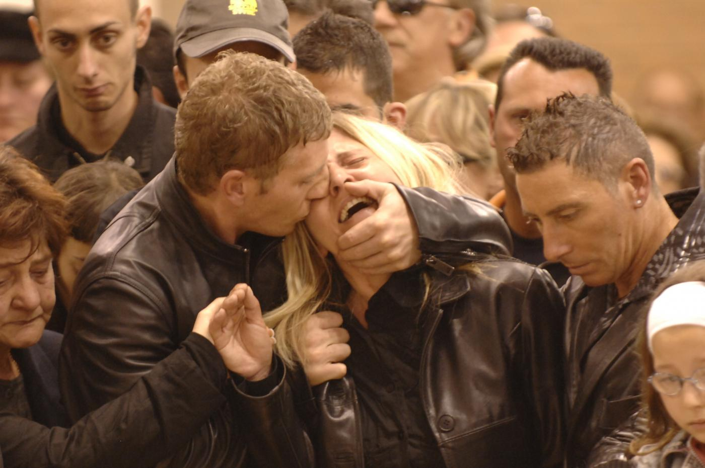 Funerale Vanessa Russo uccisa da Doina Matei