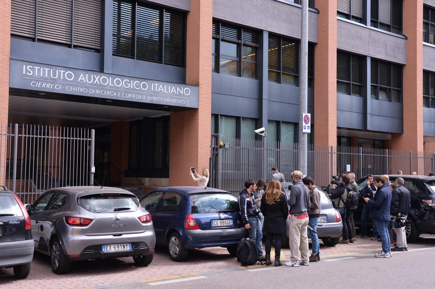 Milano, l'ospedale Auxologico dove è morte Gianroberto Casaleggio