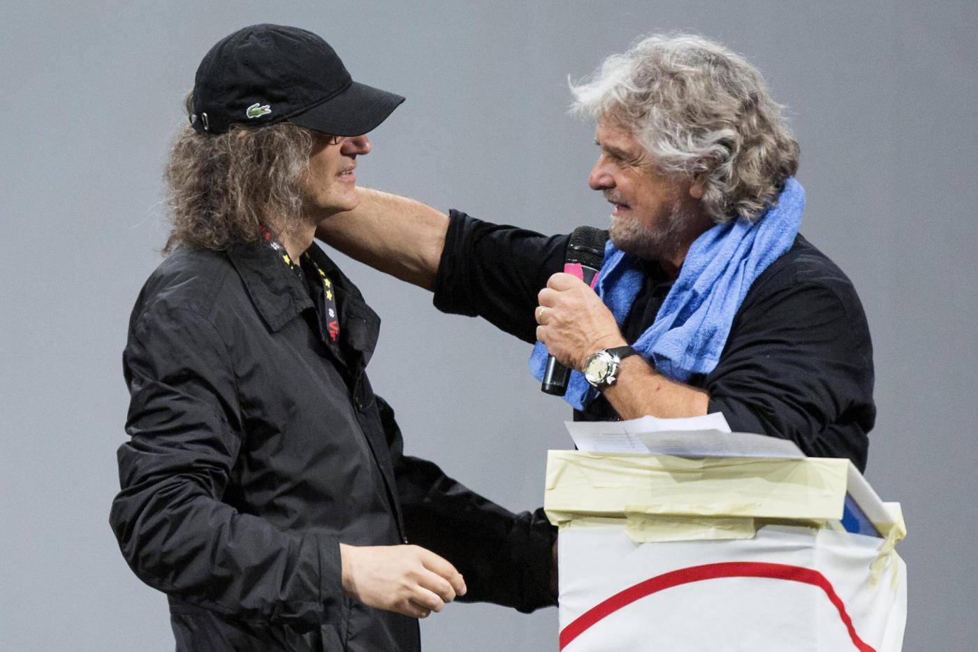 Casaleggio: 'Così fondai il Movimento 5 Stelle insieme a Beppe Grillo'