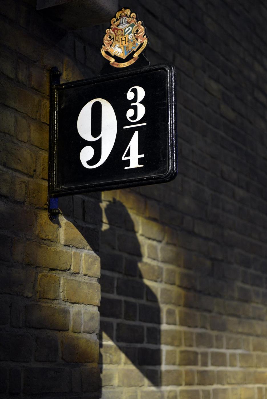 Harry Potter, curiosità su JK Rowling