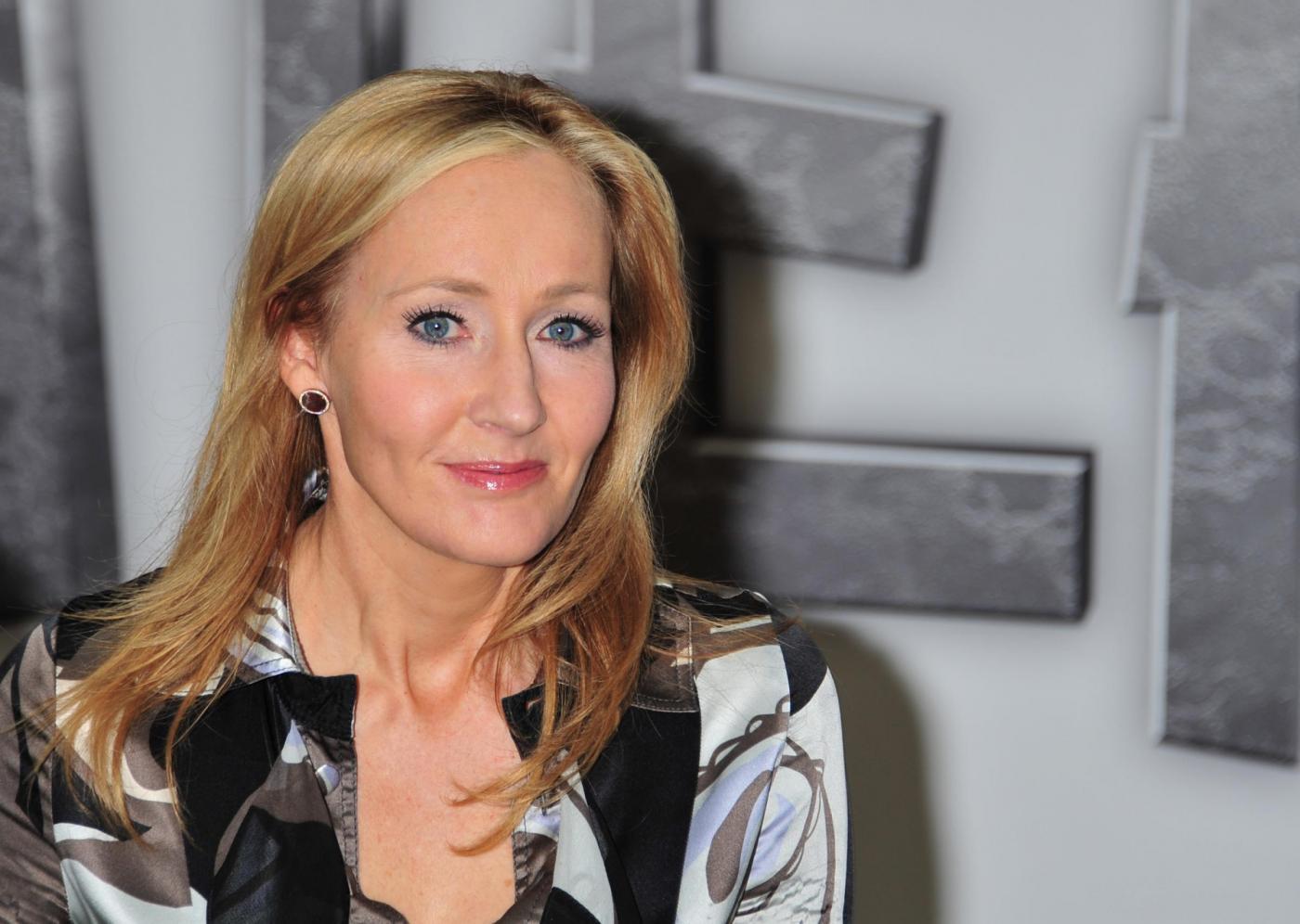 J.K. Rowling, scrittrice inglese