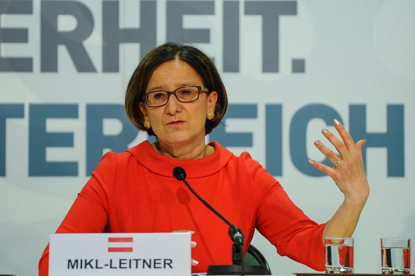 Austria: 'Frontiere chiuse se l'Italia non contolla i flussi'