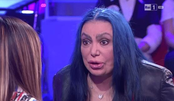 Loredana Bertè a Domenica In: 'Una famiglia non l'ho mai avuta, Mia Martini è la più grande di tutti'