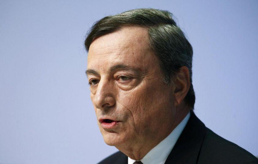 Mario Draghi sulla Bce 'Obbediamo alle leggi e non alla politica'