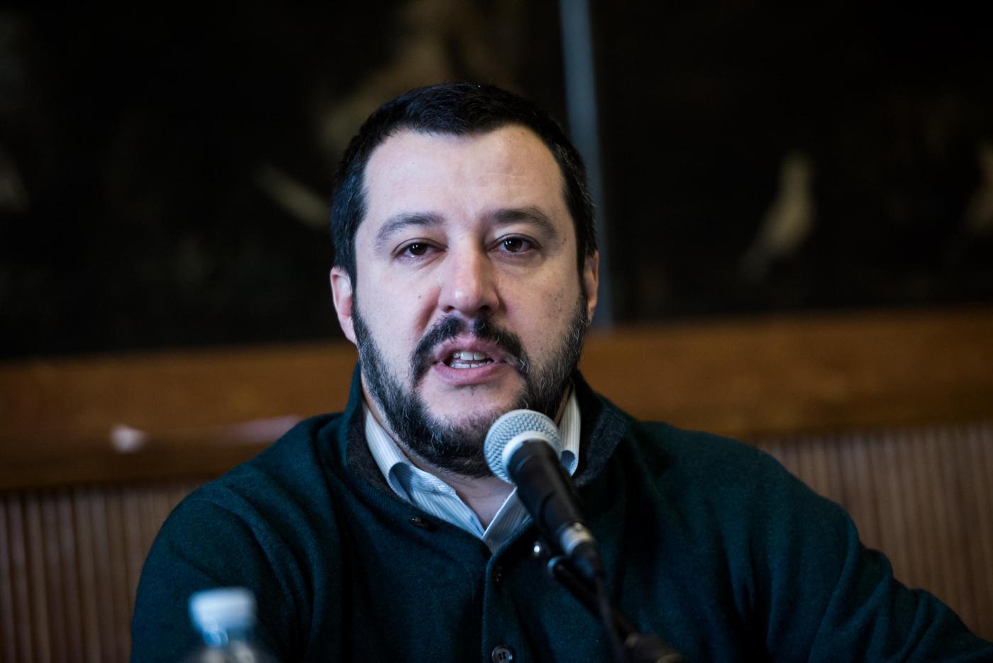 Matteo Salvini, dopo Israele, è pronto a governare con 'chi ci sta'
